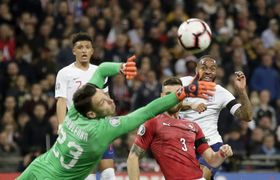 England - Czech Republic, photo: ČTK/AP/Tim Ireland