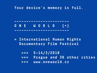 El festival de cine documental Un Mundo