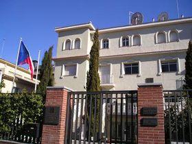 Embajada checa en Madrid