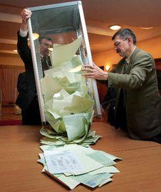 Президентские выборы в Украине (Фото: ЧТК)