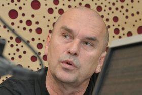 Petr Pyšek, photo: Marián Vojtek / Czech Radio