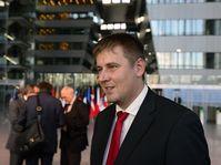 Tomáš Petříček, foto: ČTK/Dospiva Jakub