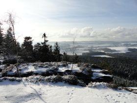 Habichtgebirge (Foto: Maternice, Wikimedia Commons, CC BY-SA 4.0)