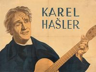 Karel Hašler, photo: NFA