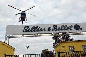 Sellier & Bellot (Foto: ČTK)