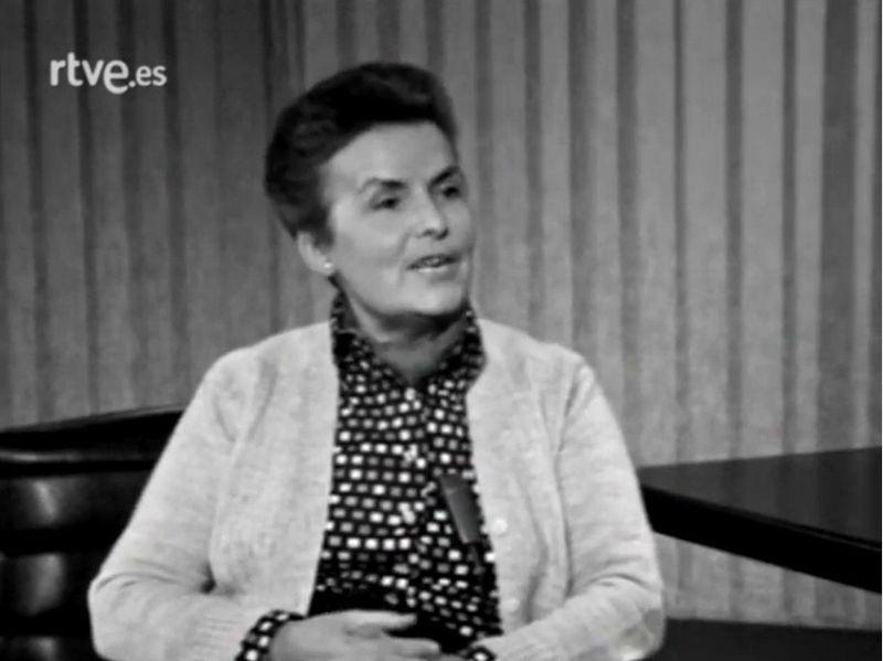 Teresa Pàmies, foto: YouTube / rtve.es