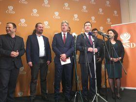 La Socialdemocracia, foto: Lenka Jansová, Archivo de ČRo