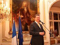 Constantin Kinský, photo: Site officiel de l'Ambassade de France à Prague