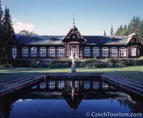 Курортное селение Карлова Студанка (Фото: CzechTourism)
