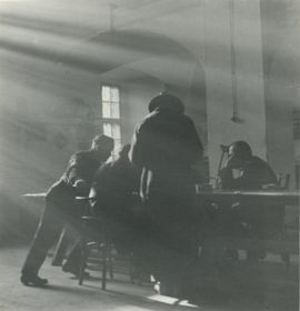 Josef Sudek's 'From the Invalides', photo: Archive of the Moravian Gallery in Brno