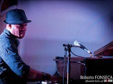 Roberto Fonseca, foto: presentación oficial de R.Fonseca