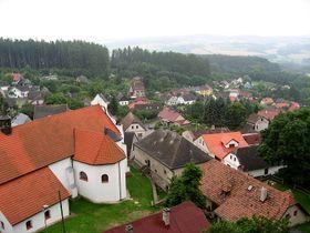 Lipnice nad Sázavou, photo: Dezidor, CC BY 3.0 Unported