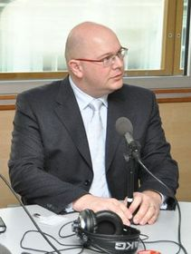 Zdeněk Kapián, photo: Marián Vojtek, Czech Radio