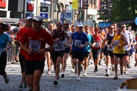 Medio Maratón de Praga, foto: www.pim.cz