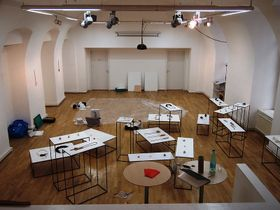 Ausstellung 4D-Schmuck (Foto: Offizielle Facebook-Seite des Tschechischen Zentrums Wien)