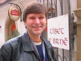 Autor hry Variety Luděk Kašparovský, foto: Autor