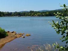 Kamencové jezero (Foto: Klára Stejskalová)
