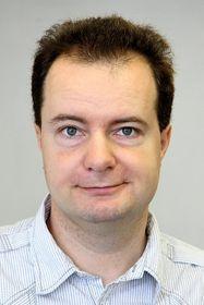 Tomáš Šimůnek, photo: Faculté de pharmacie de l'Université Charles