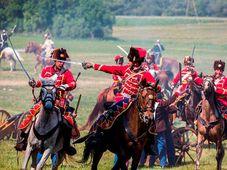 Реконструкция сражения при Кёниггреце, Фото: Koniggratz1866.eu