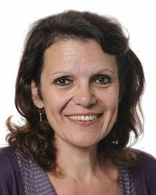 Marie-Christine Vergiat, photo: Site officiel de GUE/NGL
