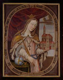 Herzogin Ludmila von Böhmen