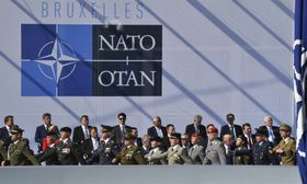 NATO summit in Brussels, photo: CTK
