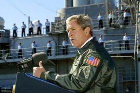 George Bush, Foto: CTK