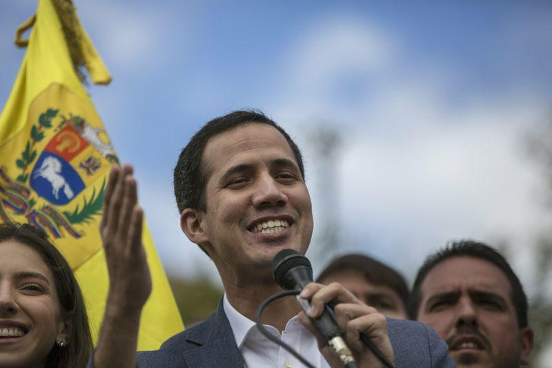Juan Guaidó, foto: ČTK/AP/Rodrigo Abd
