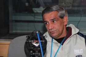 Stanislav Tišer, photo: Prokop Havel, Czech Radio