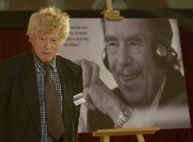 Roger Scruton, photo: CTK