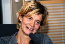 Petra Hůlová, photo: Šárka Ševčíková
