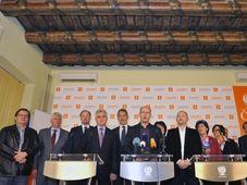 Le Parti social-démocrate ČSSD, photo: CTK