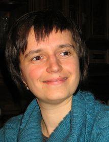 Barbara Schmiedtová, photo: David Vaughan