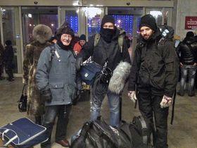 Красноярск, вокзал