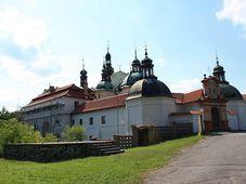 Couvent baroque de Klokoty, photo: Barbora Kmentová