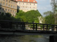 Schloss Český Krumlov (Foto: Magdaléna Kašubová)