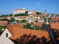 Mikulov, photo: archive of Radio Prague