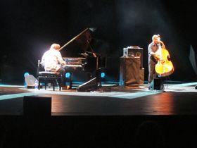 Dúo Dorantes &  García-Fons en concierto, foto: Ana Briceño