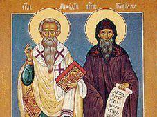 Cirilo y Metodio