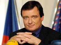 David Rath při rezignaci na post prezidenta České lékařské komory, foto: ČTK