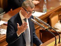 Andrej Babiš, photo : ČTK