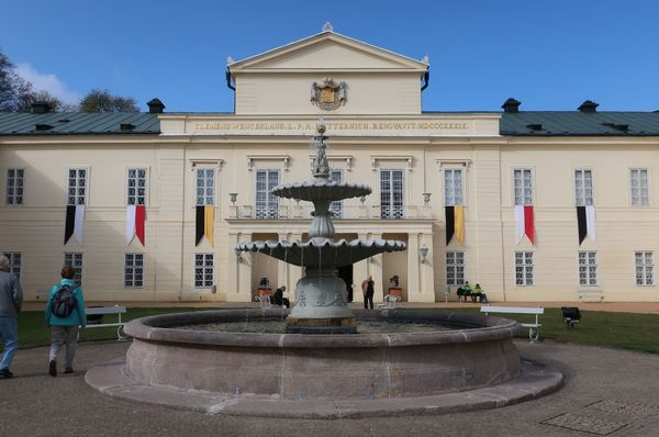 Замок Кинжварт, фото: Мартина Шнайбергова