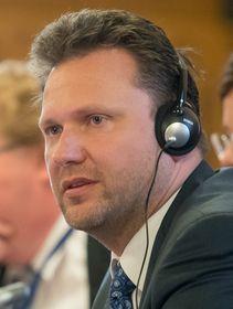 Radek Vondráček, foto: Sejm RP, Flickr, CC BY 2.0