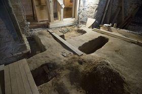 De nouvelles fosses communes contenant quelque 1 200 dépouilles de victimes de la peste noire et de la famine y ont en effet été récemment mises à jour, photo: ČTK / Josef Vostárek