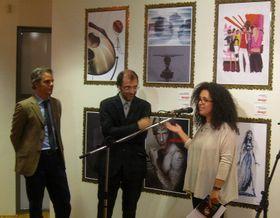 Ramiro Villapadierna, Juli Capella y Pepa Reverter