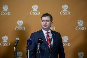 Jan Hamáček (Foto: ČTK / David Taneček)