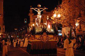 Semana Santa, Zaragoza, España, foto: Willtron / CC BY-SA 3.0