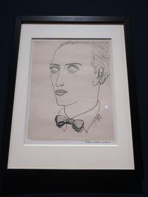 Maurice Henry 'Roger Gilbert-Lecomte', 1929, photo: Anna Kubišta