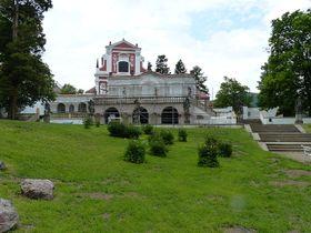 Zámecký park, foto: PeterBraun, CC BY-SA 3.0 Unported