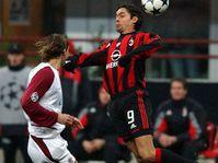 Sparta Prague - AC Milan, photo: CTK